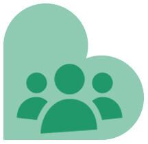 Bolão verde ícone