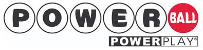 Logotipo da loteria da Powerball americana