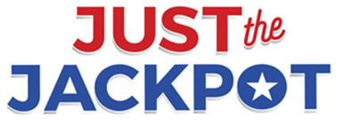 Logotipo da loteria Just the Jackpot