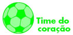 Time do coração logotipo