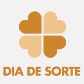 Dia de Sorte logotipo