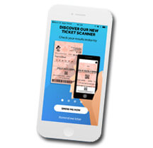 The national lottery app