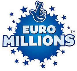 Old version of UK Euromillions logo