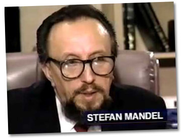 Stefan Mandel - mathematician